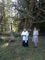 žehnání kříže