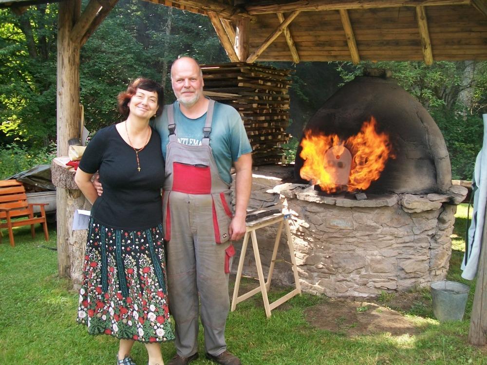 Eva + Martin u pece
