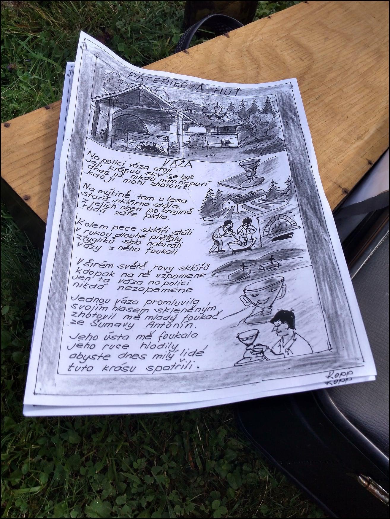 sklářská hymna