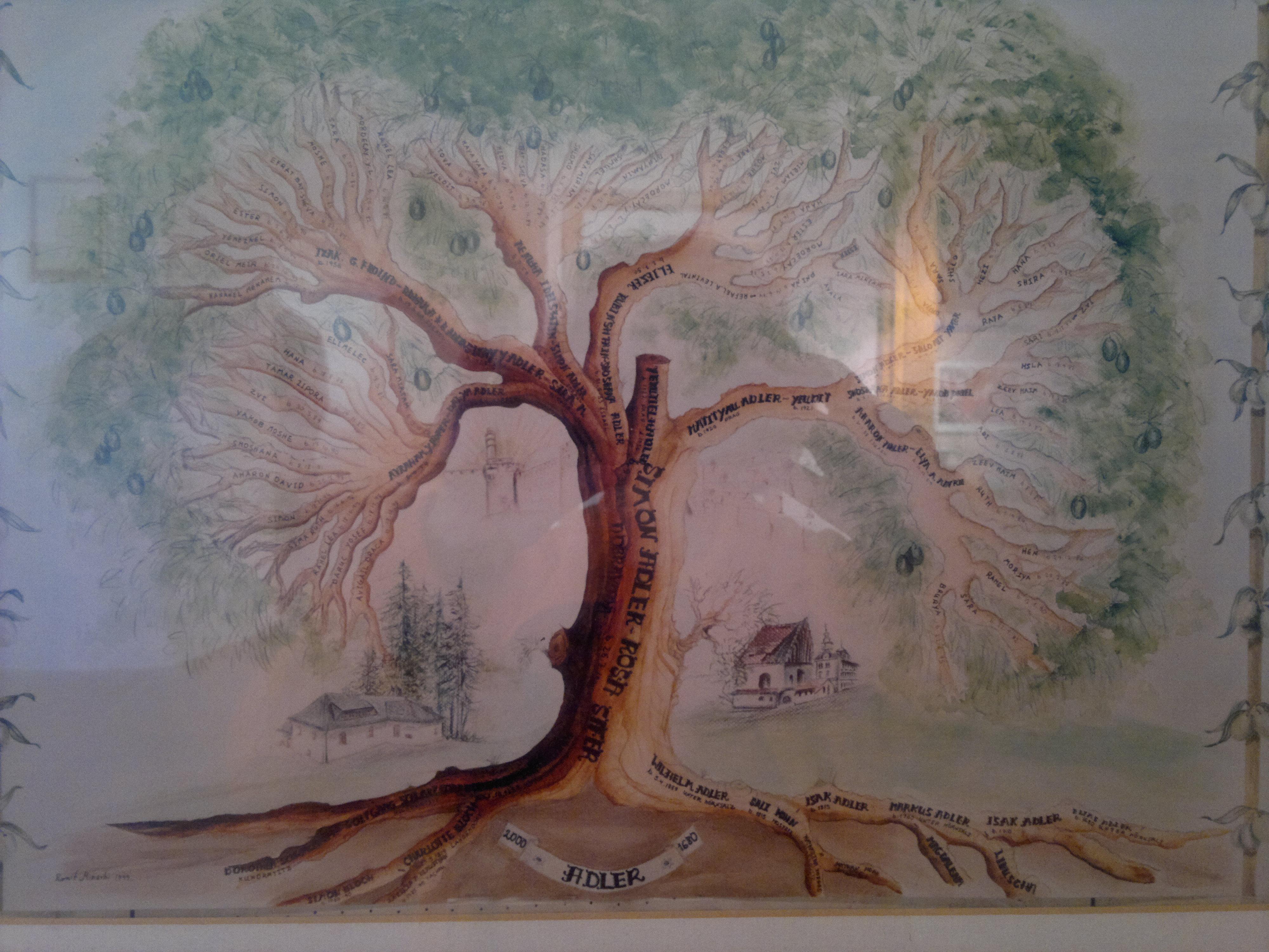 strom Abelů